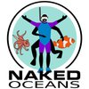 Cover image of Naked Oceans, from the Naked Scientists