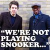 Cover image of We're Not Playing Snooker