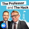 Cover image of The Professor and The Hack