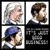 Cover image of It's Just Good Business!