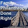 Cover image of Family Philanthropy Radio