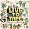 Cover image of Live To Tape with Johnny Pemberton