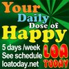 Cover image of Law of Attraction with LOA Today, Your Daily Dose of Happy | Tips & Secrets