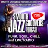 Cover image of Smooth Groovers Licensed Jazz Funk Soul and Smooth Jazz Podcast