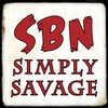 Cover image of Simply Savage