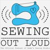 Cover image of Sewing Out Loud