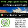 Cover image of Italian Podcast - Improve your Italian language skills by listening to conversations about Australian culture