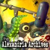 Cover image of The Alexandria Archives