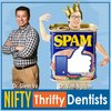 Cover image of The Nifty Thrifty Dentists