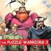 Cover image of the Puzzle Warriors 3 Podcast