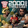 Cover image of The 2000 AD Thrill-Cast