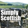 Cover image of Simply Scottish