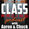 Cover image of The Class Racing Podcast with Aaron and Chuck
