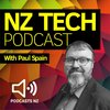 Cover image of NZ Tech Podcast