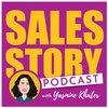 Cover image of Sales Story Podcast
