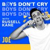 Cover image of Boys Don't Cry with Russell Kane