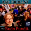 Cover image of AGD Podcast with The Rude Pundit