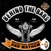 Cover image of Behind the Bars, Motorcycles, Memories and Mayhem