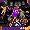 Cover image of The Lakers Legacy Podcast