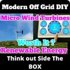 Cover image of Modern Off Grid DIY