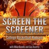 Cover image of Screen The Screener Basketball Podcast