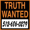 Cover image of Truth Wanted
