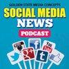 Cover image of GSMC Social Media News Podcast