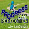 Cover image of Progress Not Perfection