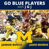 Cover image of Go Blue Players with J & J