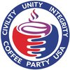 Cover image of Coffee Party USA Radio