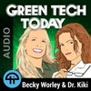 Cover image of Green Tech Today (MP3)