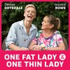 Cover image of One Fat Lady and One Thin Lady