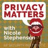 Cover image of Privacy Matters with Nicole Stephensen