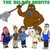 Cover image of The Delray Misfits Podcast