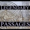 Cover image of Legendary Passages - Greek/Roman Myths