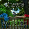 Cover image of Stride & Saunter