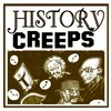 Cover image of History Creeps Podcast