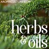 Cover image of Herbs & Oils Podcast brought to you by AromaCulture.com