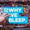 Cover image of Why We Bleep