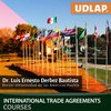 Cover image of International Trade Agreements