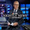Cover image of NBC Nightly News with Lester Holt