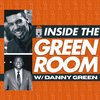Cover image of Inside the Green Room with Danny Green