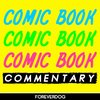 Cover image of Comic Book Commentary