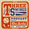 Cover image of Three Swings with Rhea Butcher