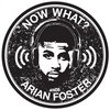 Cover image of Now What? with Arian Foster