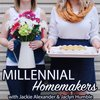 Cover image of The Millennial Homemakers™: Interior Decorating, Hostessing, Homemaking, & Lifestyle Tips