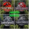 Cover image of Jurassic Minutes Podcast