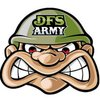 Cover image of DFS Army Podcast