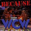 Cover image of Because WCW