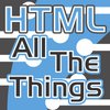 Cover image of HTML All The Things - Web Development, Web Design, Small Business